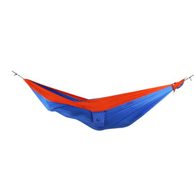Ticket to the Moon King Size Hammock royal blue/orange